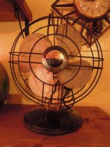 Vintage Victron Summer Frost Electric Fan by Victor Electric Products