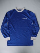 HONDA SUPER HAWK III VINTAGE MOTOCROSS SHIRT BLUE SM
