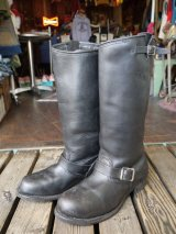 HARLEYDAVIDSON VTG PT91 LONG ENGINEERBOOTS BLACK 8