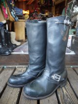 HARLEYDAVIDSON VTG PT83 LONG ENGINEERBOOTS BLACK 8