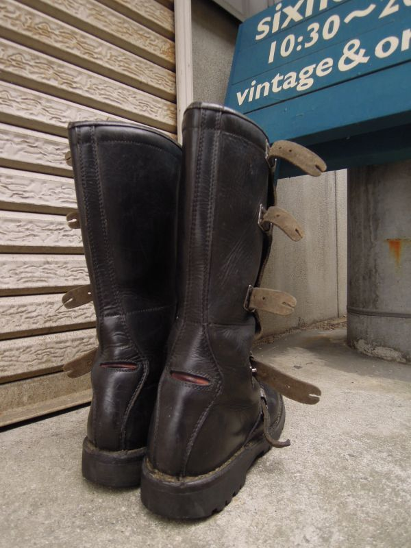 Gaerne Vintage Motocross Boots Sixhelmets Quality Clothes