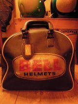 BELL HELMETS official Helmet Bag 1970s