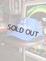 """sixhelmets quality clothes × FINK1 ""#1 FINK! CAP""Directed by GENT-X BLUE×BEIGE"