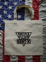 GENT-X ICON TOTE BAG IVORY