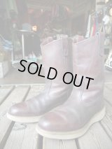 USA MADE VTG PECOS BOOTS BROWN US7