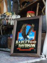 HARLEYDAVIDSON OFFICIAL VTG PUB MIRROR