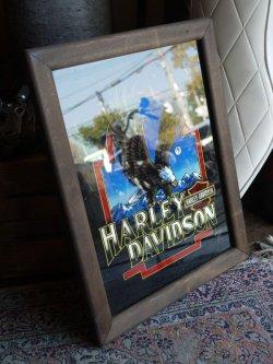 画像2: HARLEYDAVIDSON OFFICIAL VTG PUB MIRROR