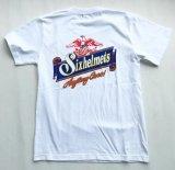 "sixhelmets ""Anything Goes"" t-shirt white"