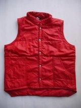 SWINSTER VTG PUFFY VEST RED XL