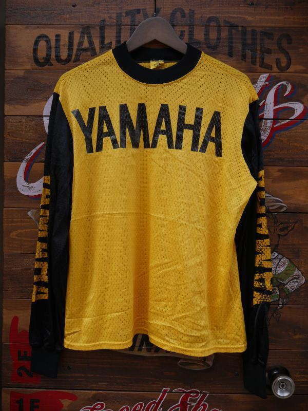 Yamaha Viking Vintage Motocross Mesh Shirt Medium