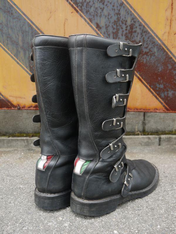 Alpinestars Vintage Motocross Boots Made In Italy
