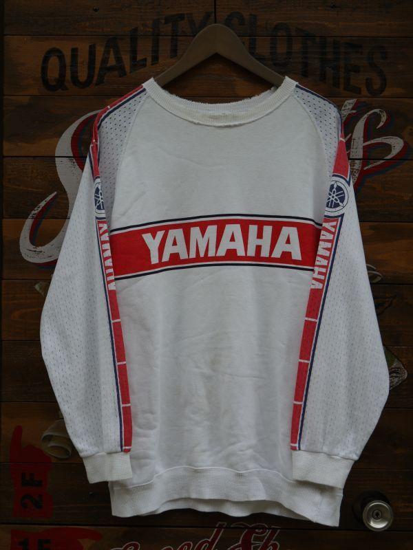 Yamaha Vintage Motocross Sweat 215 Mesh Jersey L Sixhelmets