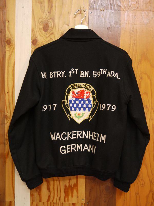 1970s Germany Wackernheim Souvenior Jacket Sm Sixhelmets
